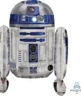 Balão Foil SuperShape Star Wars - R2D2