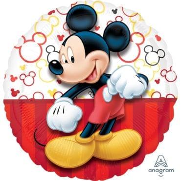 Balão Foil  Retrato Mickey Mouse