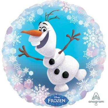 Balão Foil  Frozen - Olaf