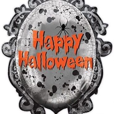 Balão Foil SuperShape Moldura Halloween