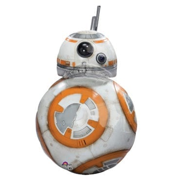 Balão Foil  SuperShape Star Wars EpVII