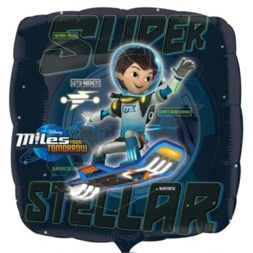 Balão Foil  Miles from TomorrowLand