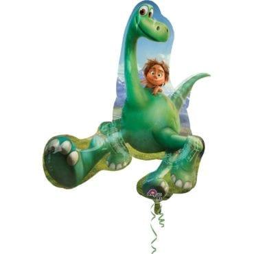 Balão Foil SuperShape Good Dinosaur