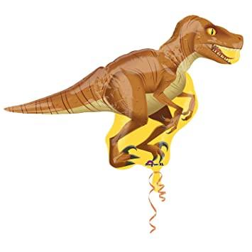 Balão Foil SuperShape Dinossauro - Raptor