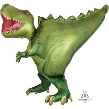Balão Foil UltraShape Dinossauro T-Rex