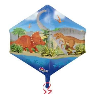 Balão Foil Anglez  Dinossauros