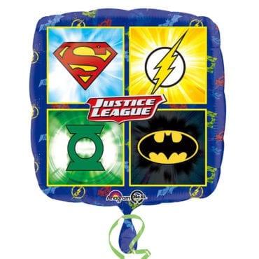 Balão Foil  Justice League