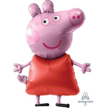 Balão Foil Airwalker Peppa Pig