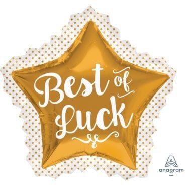 Balão Foil SuperShape Graduação - Best of Luck