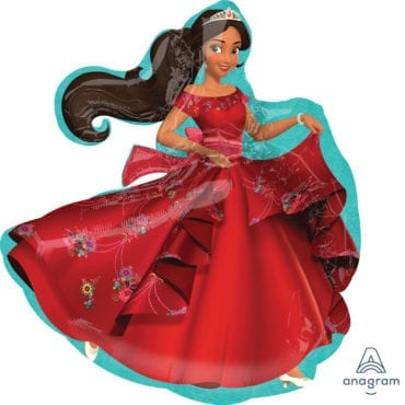 Balão Foil  SuperShape Elena de Avalor