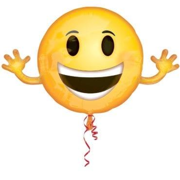 Balão Foil SuperShape Emoji