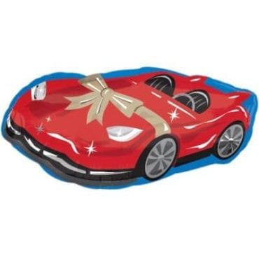 Balão Foil SuperShape Carro de Corrida