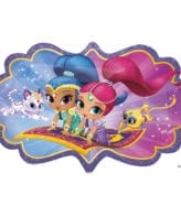 Balão Foil SuperShape Shimmer & Shine