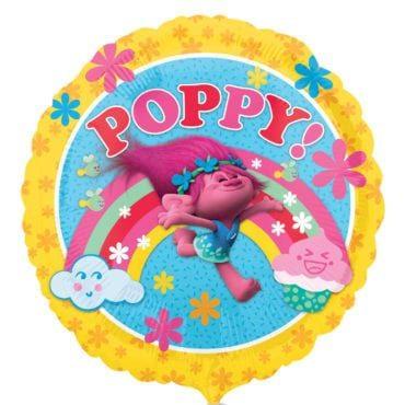 Balão Foil  Trolls - Poppy