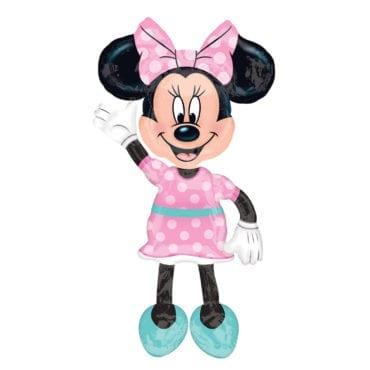 Balão Foil Airwalker Minnie Mouse