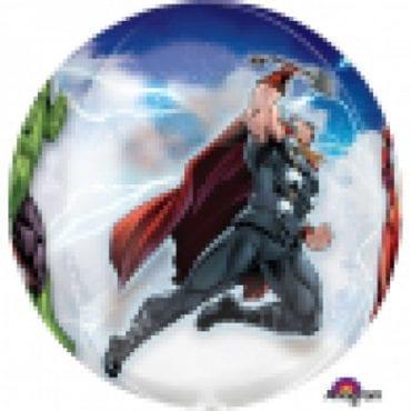 Balão Foil Orbz Avengers