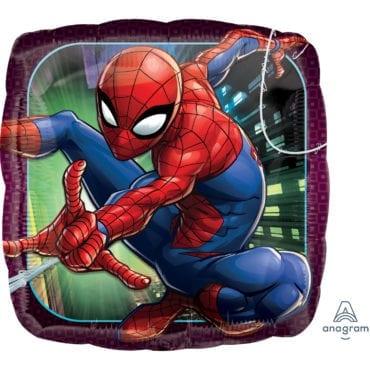 Balão Foil  Spiderman Animated