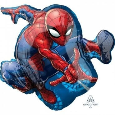 Balão Foil SuperShape Spiderman