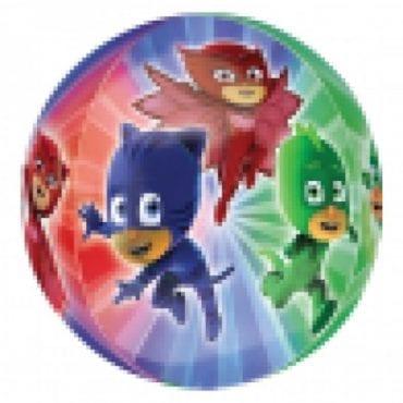 Balão Foil Orbz PJ Masks