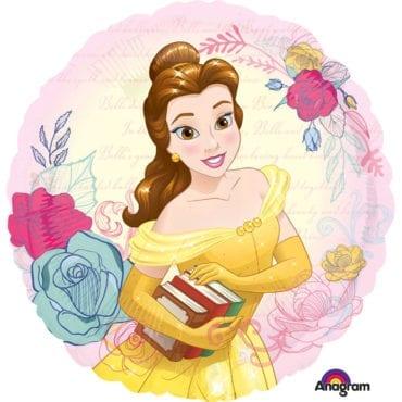 Balão Foil  Princesas Disney - A Bela e o Monstro