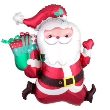 Balão Foil SuperShape  Pai Natal