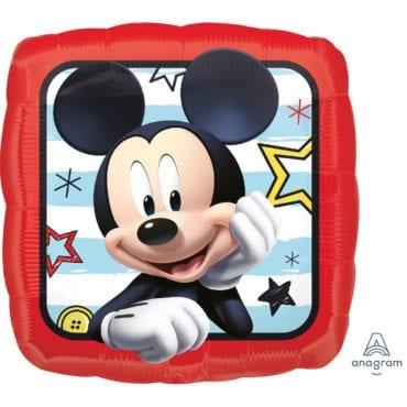 Balão Foil  Mickey Pilotos