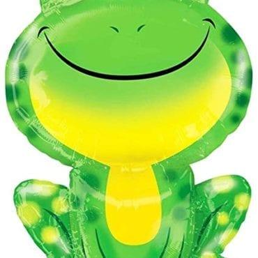 Balão Foil SuperShape Sapo