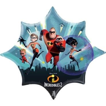 Balão Foil  SuperShape Incríveis 2