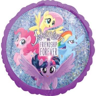 Balão Foil  Friendship Adventure My Little Pony