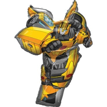 Balão Foil  SuperShape Transformers - Bumble Bee