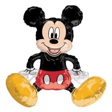 Balão Foil Sitter P50 45x45cm Mickey Mouse