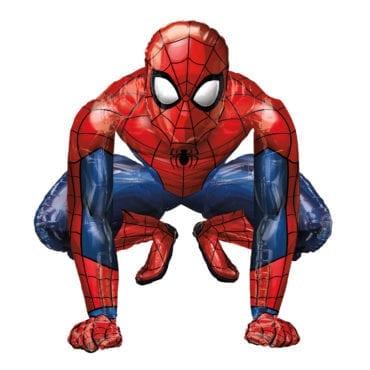 Balão Foil Sitter P50 38x38cm Spiderman
