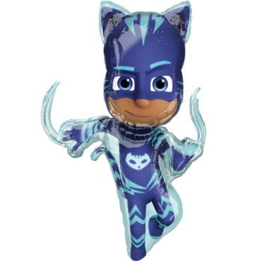 Balão Foil SuperShape  PJ Masks - Catboy