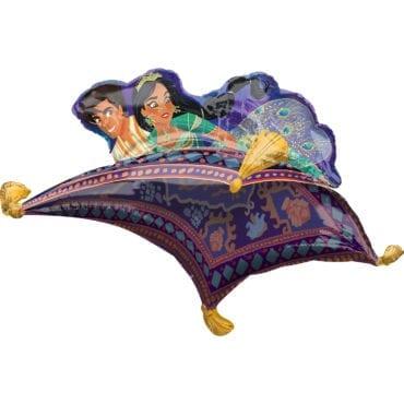 Balão Foil  SuperShape Aladino