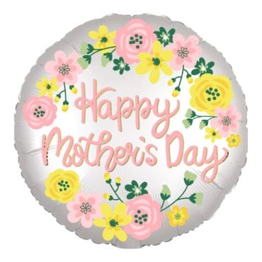 Balão Foil  Dia da Mãe