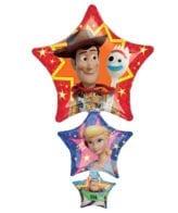 Balão Foil  SuperShape XL Toy Story