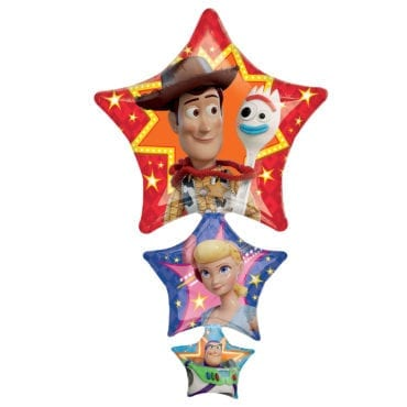 Balão Foil  SuperShape XL Toy Story
