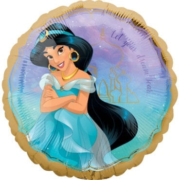 Balão Foil  Princesas Disney - Jasmine (Once Upon A Time)