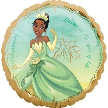 Balão Foil  Princesas Disney - Tiana (Once Upon A Time)