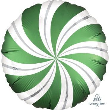 Balão Foil  Mate Candy Verde Esmeralda