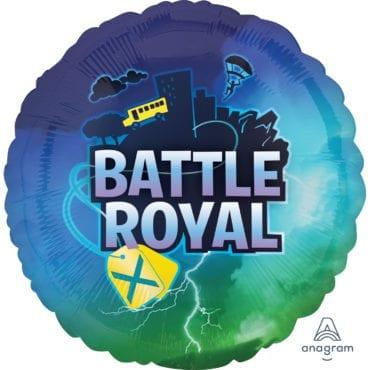Balão Foil  Battle Royal