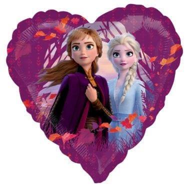 Balão Foil  Coração Frozen II