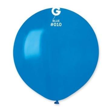 Balões latex 19'' cor Blue # - G15