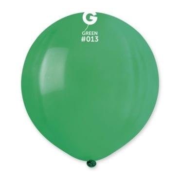 Balões latex 19'' cor Green # 13 - G15