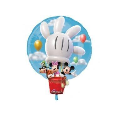 Balão Foil  SuperShape Mickey Balão de Ar Quente