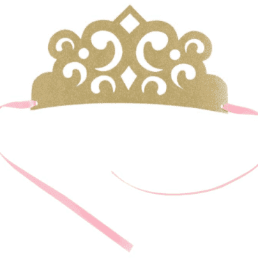 Coroas de princesa
