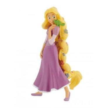 Rapunzel com Flores