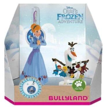 Blister 2 Peças Frozen Olafs Adventure