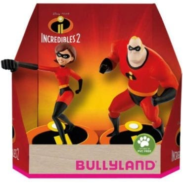 The Incredibles - Pack 2 un.