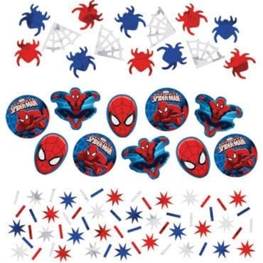 Confetti do Homem Aranha